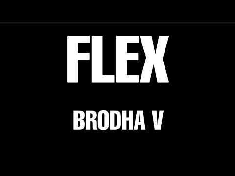 Flex Song Lyrics By Brodha V