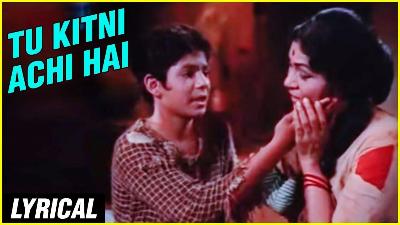Tu Kitni Achhi Hai Song Lyrics In Hindi
