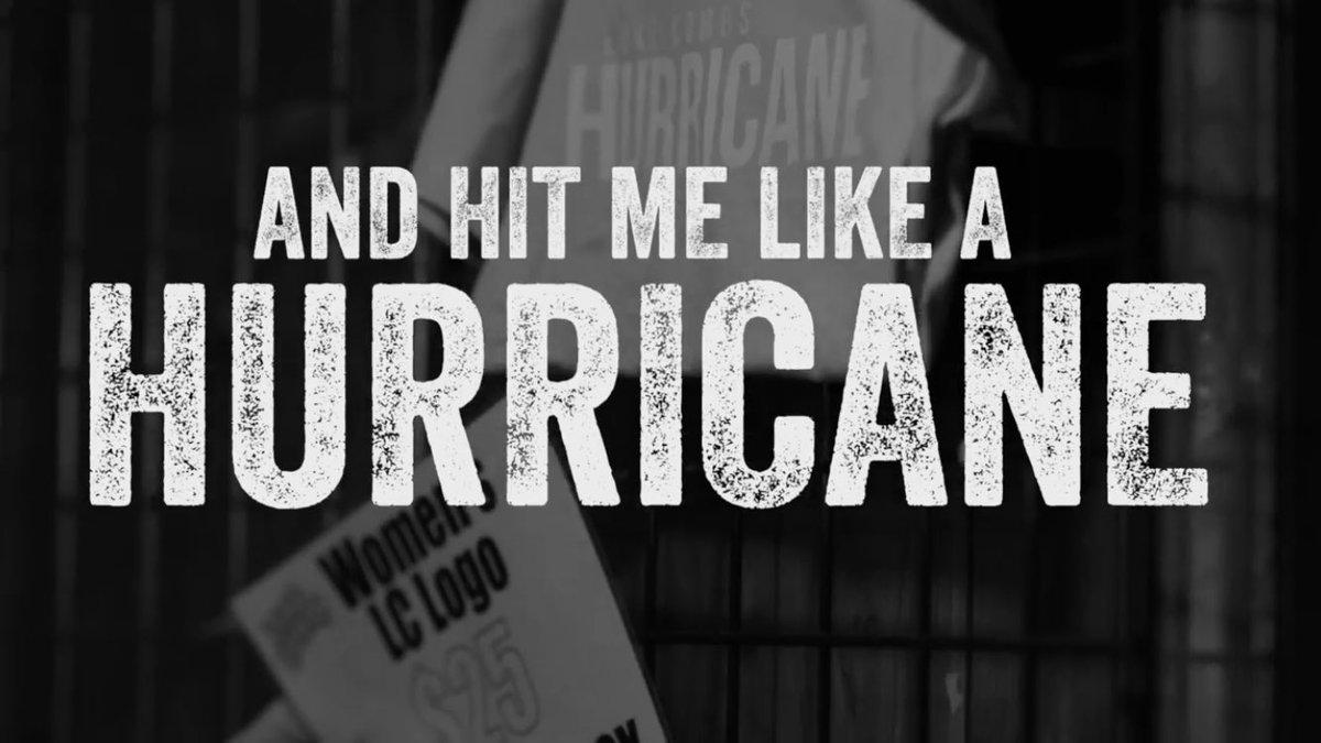 Hurricane Song Lyrics By Luke Combs