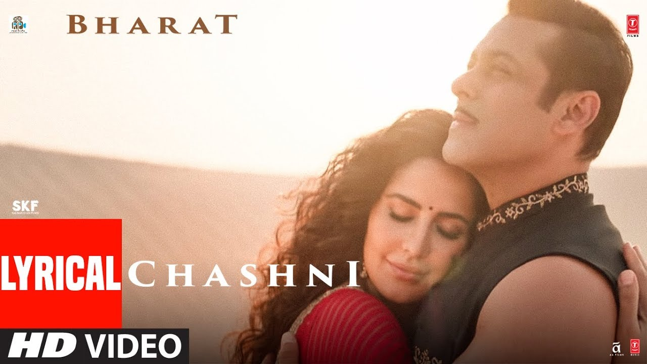 Chashni Song Lyrics In Hindi