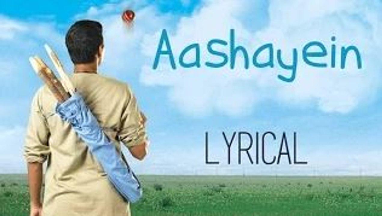 Aashayein Song Lyrics In Hindi