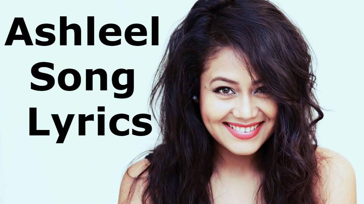 Ashleel Lyrics In Hindi