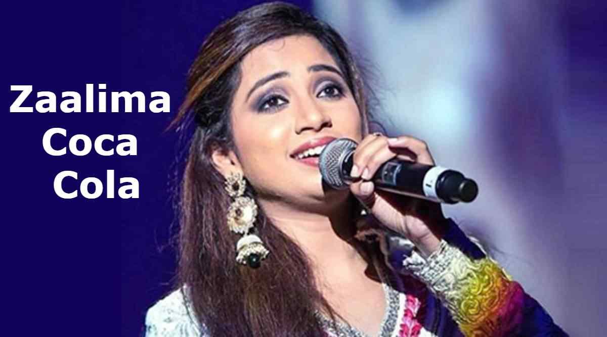 Zaalima Coca Cola Nora Fatehi Lyrics